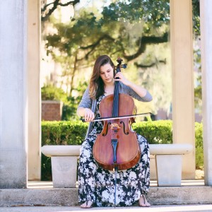 Cellist - Claire Burris - Classical Ensemble / Holiday Party Entertainment in Tallahassee, Florida