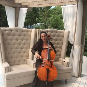 Cello music for wedding, events.