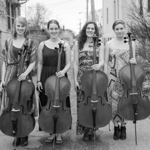 Delphia Cello Quartet - Classical Ensemble in Minneapolis, Minnesota