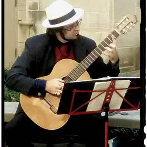 Celtic and Classical guitar by Samuel J. Lawson - Classical Guitarist / Wedding Musicians in Indianapolis, Indiana