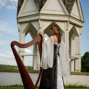 Celtic Harp & Song - Harpist in New Lisbon, Wisconsin