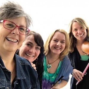 The Kelly Girls - Celtic Music in Groton, Massachusetts