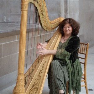 Lara Garner, Harpist/Pianist/String Ensemble - Harpist / Celtic Music in San Francisco, California