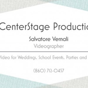 CenterStage Productions - Videographer / Video Services in Southington, Connecticut