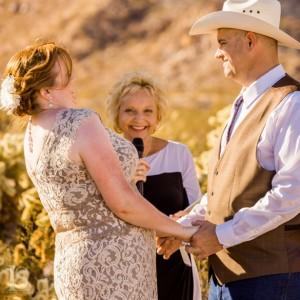 Ceremony of Dreams - Wedding Officiant in Las Vegas, Nevada