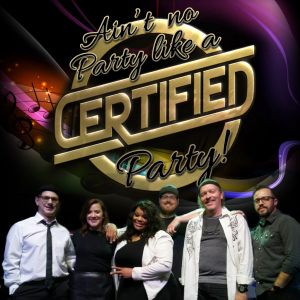 Certified Band - Party Band / Halloween Party Entertainment in Salt Lake City, Utah