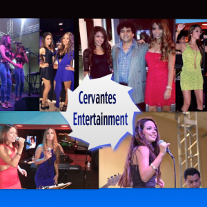 Cervantes Entertainment - Cover Band / Pop Singer in Miami, Florida