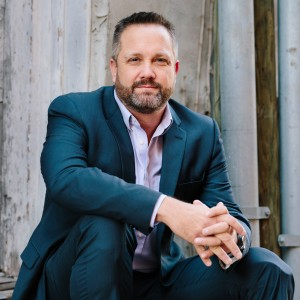 Chad Porter, Motivational Speaker and Best Selling Author