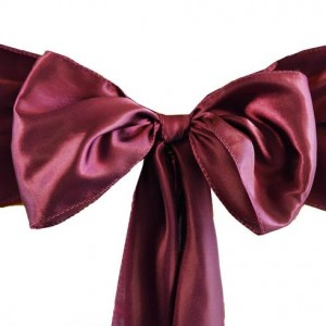Chair Sash Rentals - Linens/Chair Covers in Houston, Texas