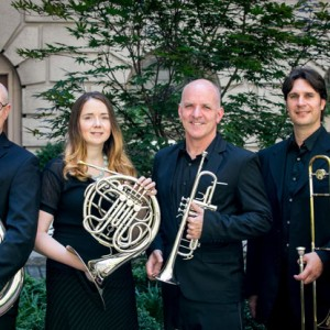 Chamberlain Brass - Classical Ensemble in New York City, New York
