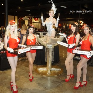 Champagne Dolls - Event Planner in Van Nuys, California