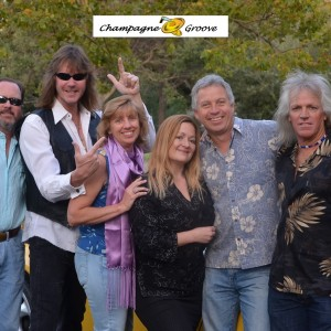 Champagne Groove - Wedding Band / Dance Band in Santa Rosa, California