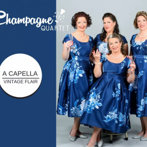 Champagne Quartet - A Cappella Group in Vancouver, British Columbia