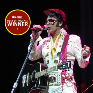 Chance Tinder's Tribute To Elvis Presley - Elvis Impersonator in Phoenix, Arizona