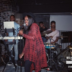 Chanel Teabou' and Digital Live Band - Party Band in Atlanta, Georgia