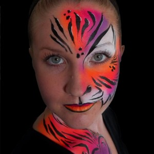 Changing Faces and Balloons - Face Painter / Balloon Twister in Salt Lake City, Utah