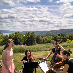 Chanson String Trio - Classical Ensemble / String Trio in Rochester, New York