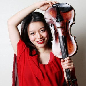 Chanson strings - Violinist in San Diego, California