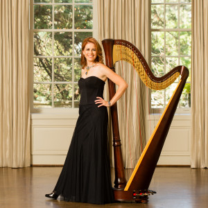 Chantal Dube Harpists and Strings - Harpist / Strolling Violinist in Toronto, Ontario