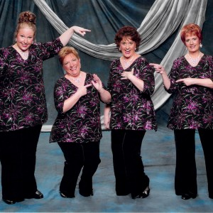 Charisma! Quartet - Barbershop Quartet / Singing Group in Madison, Wisconsin