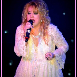 Charlene Coran as Stevie Nicks - Stevie Nicks Impersonator / Tribute Artist in Branson, Missouri
