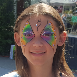 Charlene' s Creative Creations - Face Painter / Outdoor Party Entertainment in Calgary, Alberta
