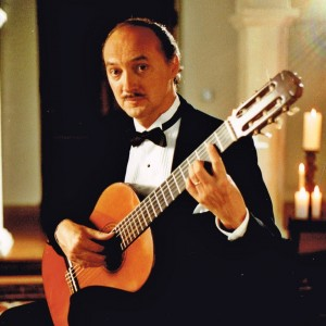 Charles Vaughn - Classical Guitarist in Charlotte, North Carolina