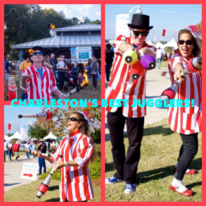 Charleston's Best Jugglers - Juggler / Outdoor Party Entertainment in Charleston, South Carolina