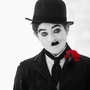 Charlie Chaplin Impersonator - Clown in Novato, California