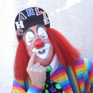 Charlie Stron / Charlie the Clown - Face Painter / Comedy Show in Las Vegas, Nevada