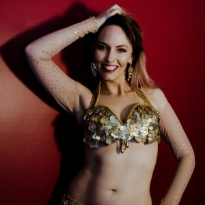 Charlotte Louise - Belly Dancer in Asheville, North Carolina
