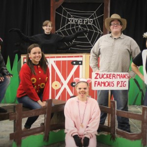 Charlotte's Web - Children's Theatre / Educational Entertainment in La Mirada, California