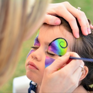 Charming Cheeks - Face Painter / Outdoor Party Entertainment in Elizabeth City, North Carolina
