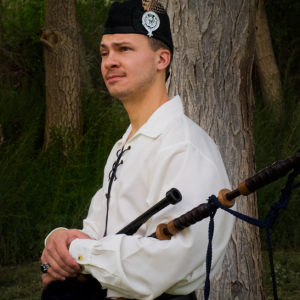 Chase Marberry, Bravepiper - Bagpiper in Lubbock, Texas