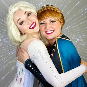 Princesses Elsa/Ariel/Moana/Jojo Siwa - Princess Party in Los Angeles, California