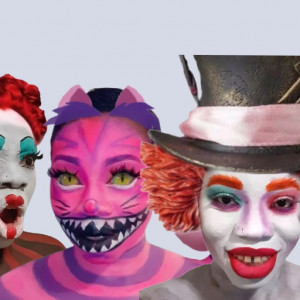 Chasia Face and Body Paintings - Face Painter / Body Painter in Myrtle Beach, South Carolina
