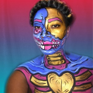 Chasia's Face & Body Painting - Face Painter in Myrtle Beach, South Carolina