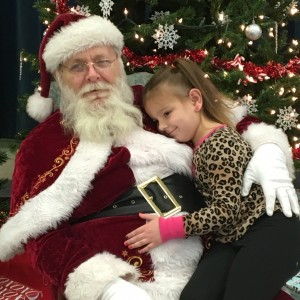 Chatham Santa - Santa Claus in Siler City, North Carolina