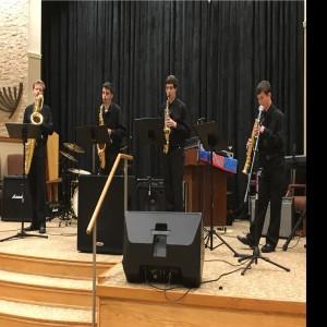 Chattahoochee HS Saxophone Quartet - Saxophone Player in Alpharetta, Georgia