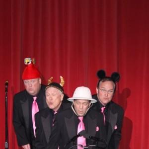 Checkpointe! Quartet - Barbershop Quartet in Billings, Montana