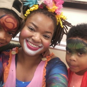 Queen of Arts Party Serivces - Face Painter / Outdoor Party Entertainment in Washington, District Of Columbia
