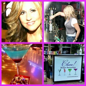 Cheers Mobile Bartenders - Bartender / Wait Staff in Corona, California