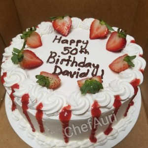 Chef Auri's SugaDotz - Cake Decorator in Richmond, California
