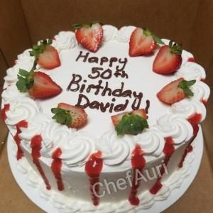 Chef Auri's SugaDotz - Cake Decorator / Caterer in Richmond, California