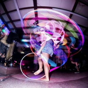 Chels B Hoopful - Hoop Dancer in Ridgecrest, California