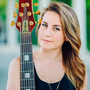 Chelsea Stevens - Bassist in Long Beach, California