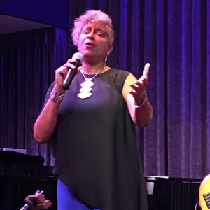 "Cheri ""Note"" Anderson - Jazz Singer in San Francisco, California"