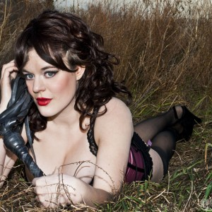 Cherie Nuit- Burlesque Performer - Burlesque Entertainment in Baltimore, Maryland