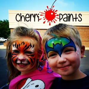CherriPaints - Face Painter in Madison Heights, Michigan