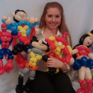 Cherry on Top Balloons & More - Balloon Twister / Princess Party in Garland, Texas